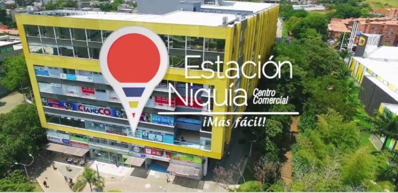 Oficina En Venta En Bello Centro Comercial Estacion Niquia