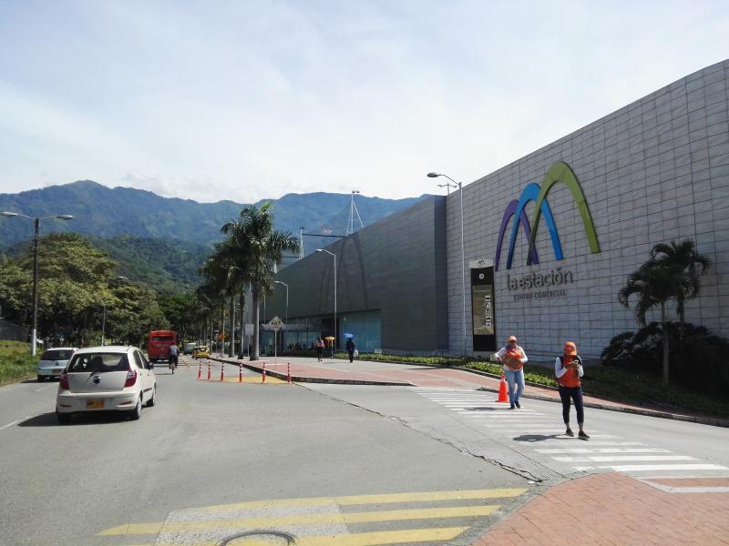 foto del inmueble en ibague CENTRO COMERCIAL LA ESTACION PISO 2