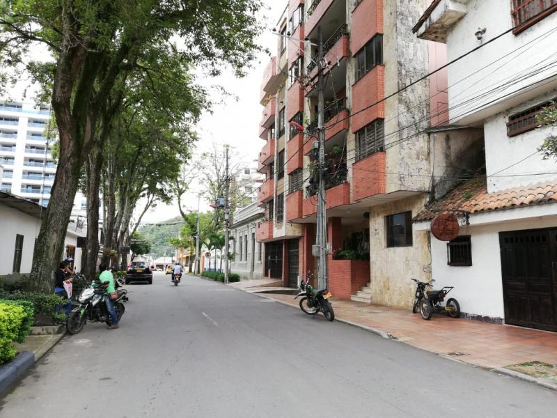 foto del inmueble en ibague EDIFICIO SAN NICOLAS PISO 7