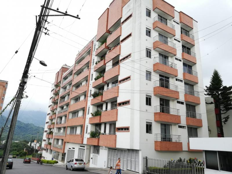 foto del inmueble en ibague EDIFICIO CLAUDIA FERNANDA PISO 4