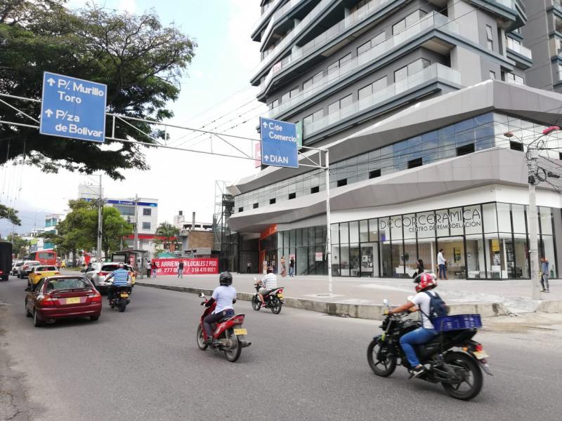 foto del inmueble en ibague EDIFICIO MTRENTA PISO 10