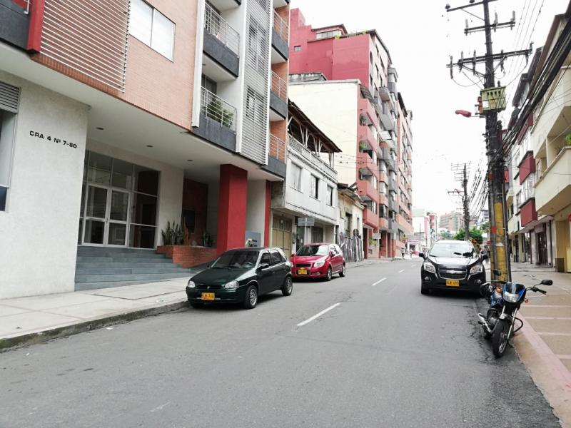 foto del inmueble en ibague ALTOS DE SANTA CECILIA PISO 11