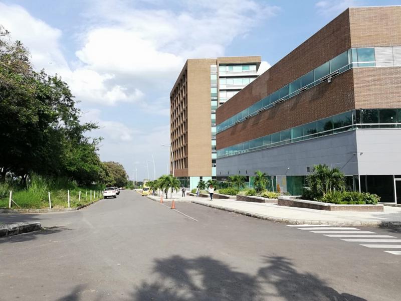 foto del inmueble en ibague LOCAL CLINICA  MEDICADIZ PISO 1 VIA AEROPUERTO