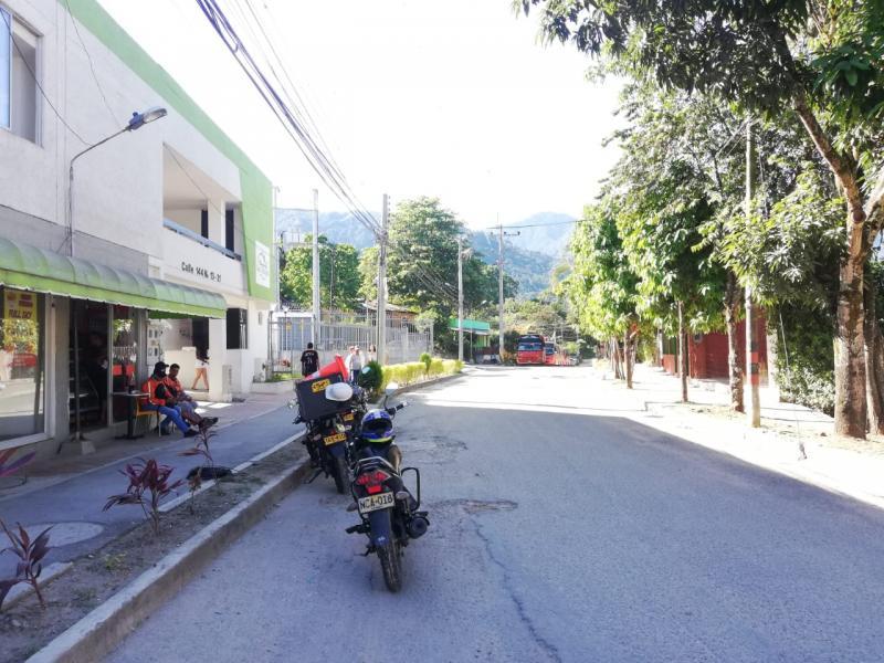 foto del inmueble en ibague C.R BALCONES DE SAN NICOLAS PISO 3