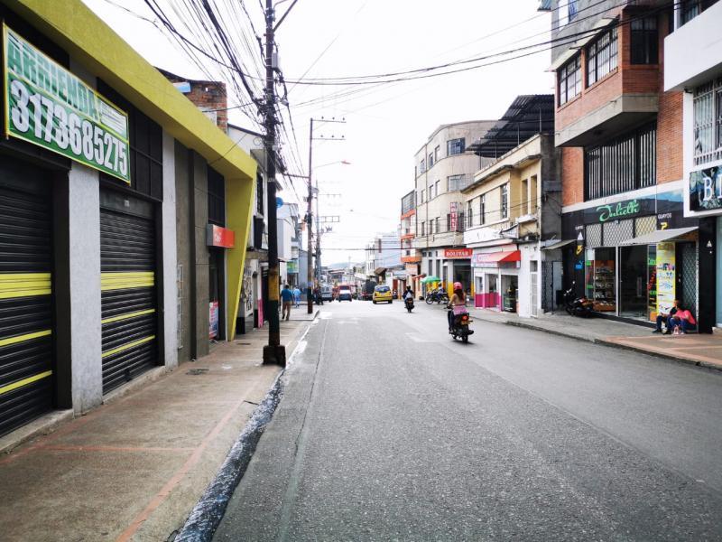 foto del inmueble en ibague CENTRO CARREA 4 ENTRE 15 Y 16