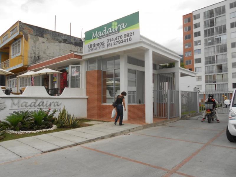 foto del inmueble en ibague CONJUNTO RESIDENCIAL MADAIRA PISO 9