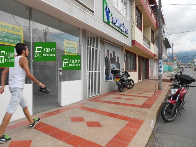 foto del inmueble en ibague LOCAL EN ARRIENDO 30 CON SEXTA