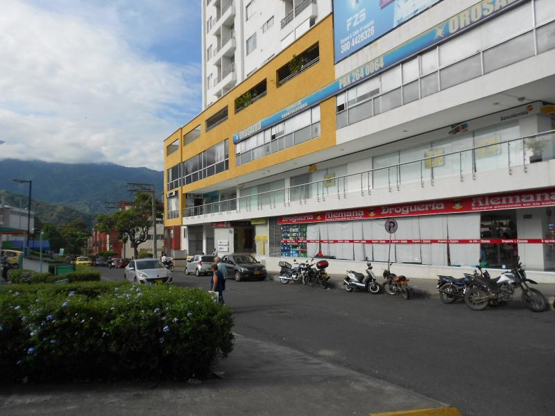 foto del inmueble en ibague EDIFICIO FONTAINEBLEAU