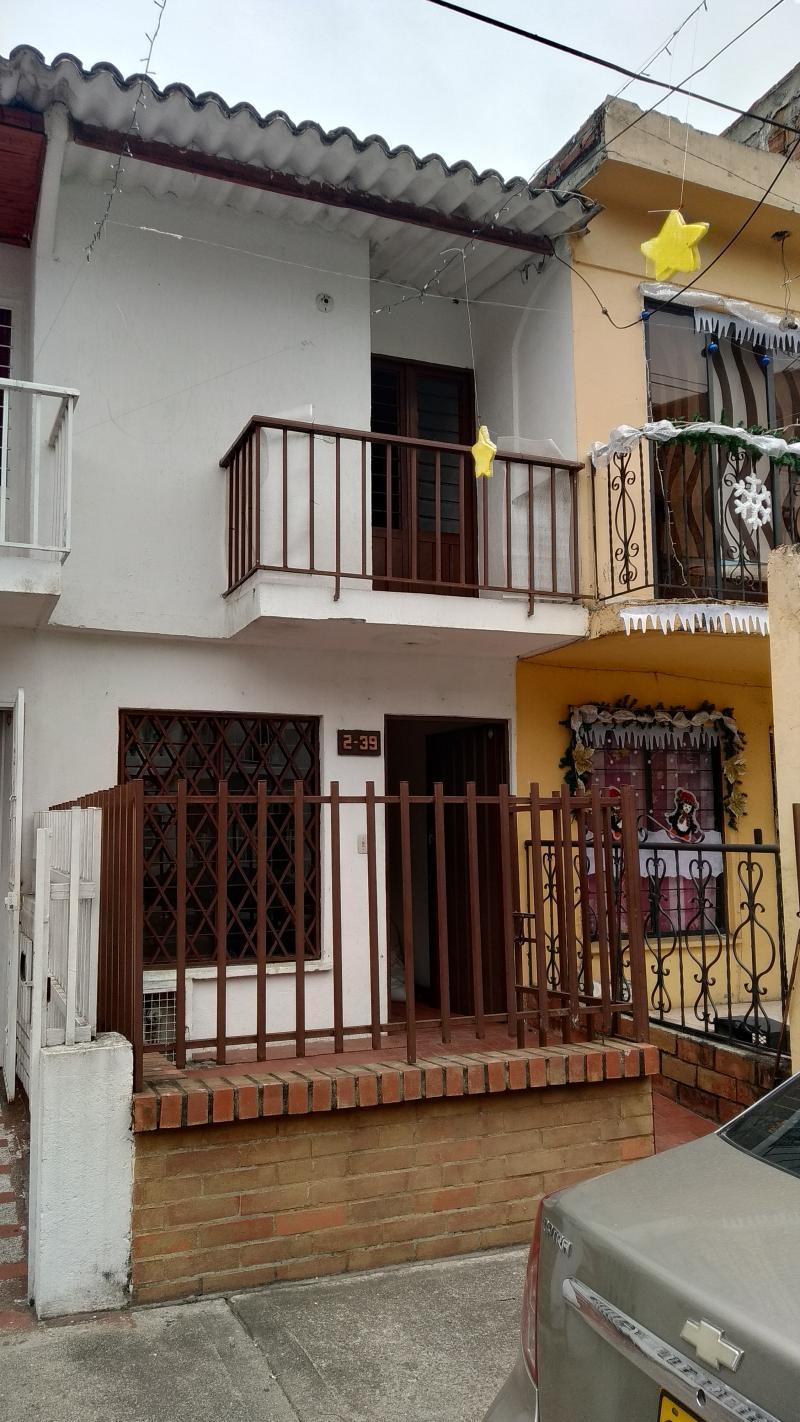 96ac81c53b1c3 Casa En Arriendo En Cali Brisas De Los Alamos ABNC-84063 - 3 alcobas - 65 m2