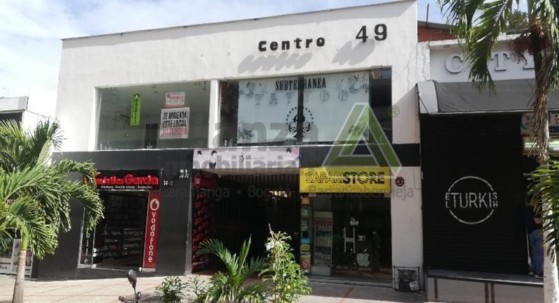 LOCAL AMPLIO BONITO UBICADO CERCA A ZONAS COMERCIALES DE CABECERA CON BASTANTE FLUJO DE GENTE ESPECIAL PARA MONTAR PELUQUERÍA CENTRO DE ESTÉTICA O ESTUDIO DE TATUAJES