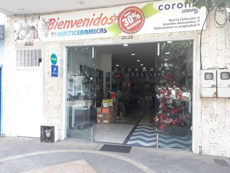 LOCAL COMERCAL DUPLEX  UBICADO EN EL BARRIO COLOMBIA CONSTA DE SALA, COMEDOR, COCINA INTEGRAL, 6 HABITACIONES, 3 BAÑOS, PRIMER PISO SALON AMPLIO CON BAÑO.