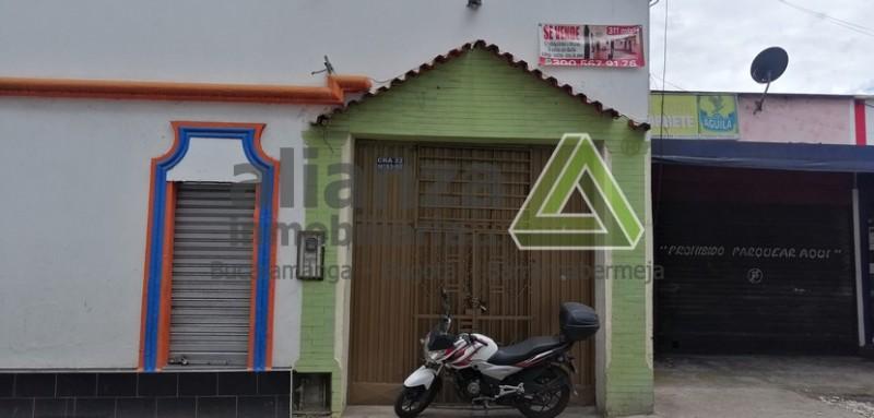 CASA COMERCIAL UBICADA EN ANTONIA SANTOS, CUENTA CON DOCE ALCOBAS, UN CLOSET, DOCE BAÑO, SALA, COMEDOR, PATIO, COCINA TRADICIONAL, ZONA DE ROPAS (PATIO), UN NIVELES, TRAMITE SUPER SENCILLO CON UN SOLO DEUDOR, AGENDA TU CITA..