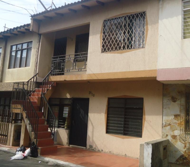 Sinergia inmobiliarios for Escaleras por fuera de la casa