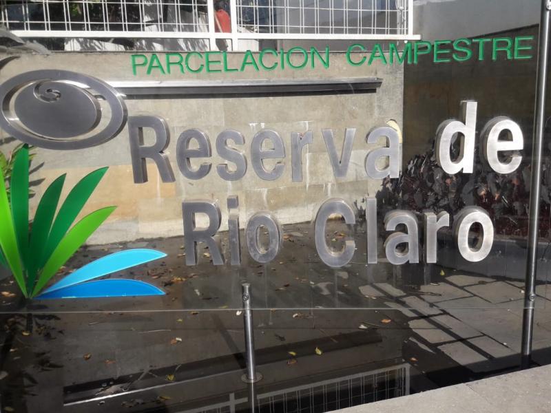 Lote en Rio Claro