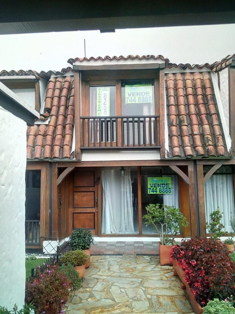 Casa en El Contador-usaquén