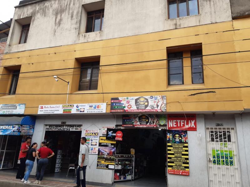 Casa-local en Libertadores