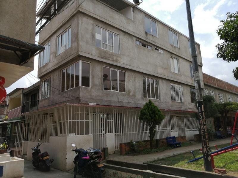 Edificio en Ciudad Córdoba