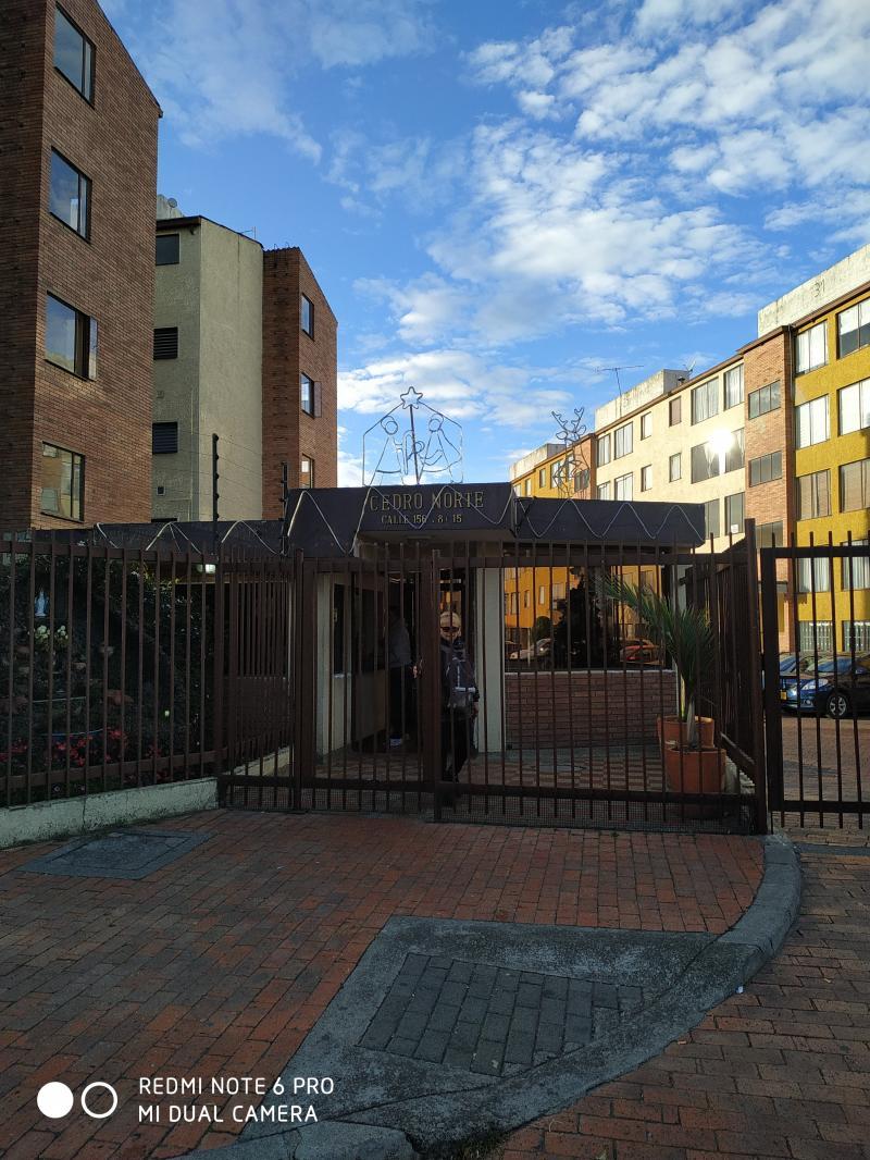 Apartamento en Cedro Norte