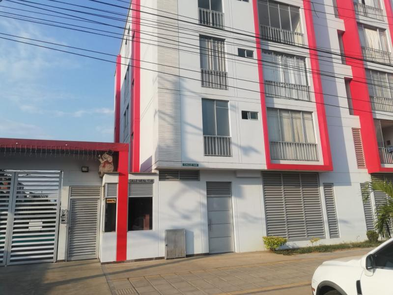 Apartamento en Villamil