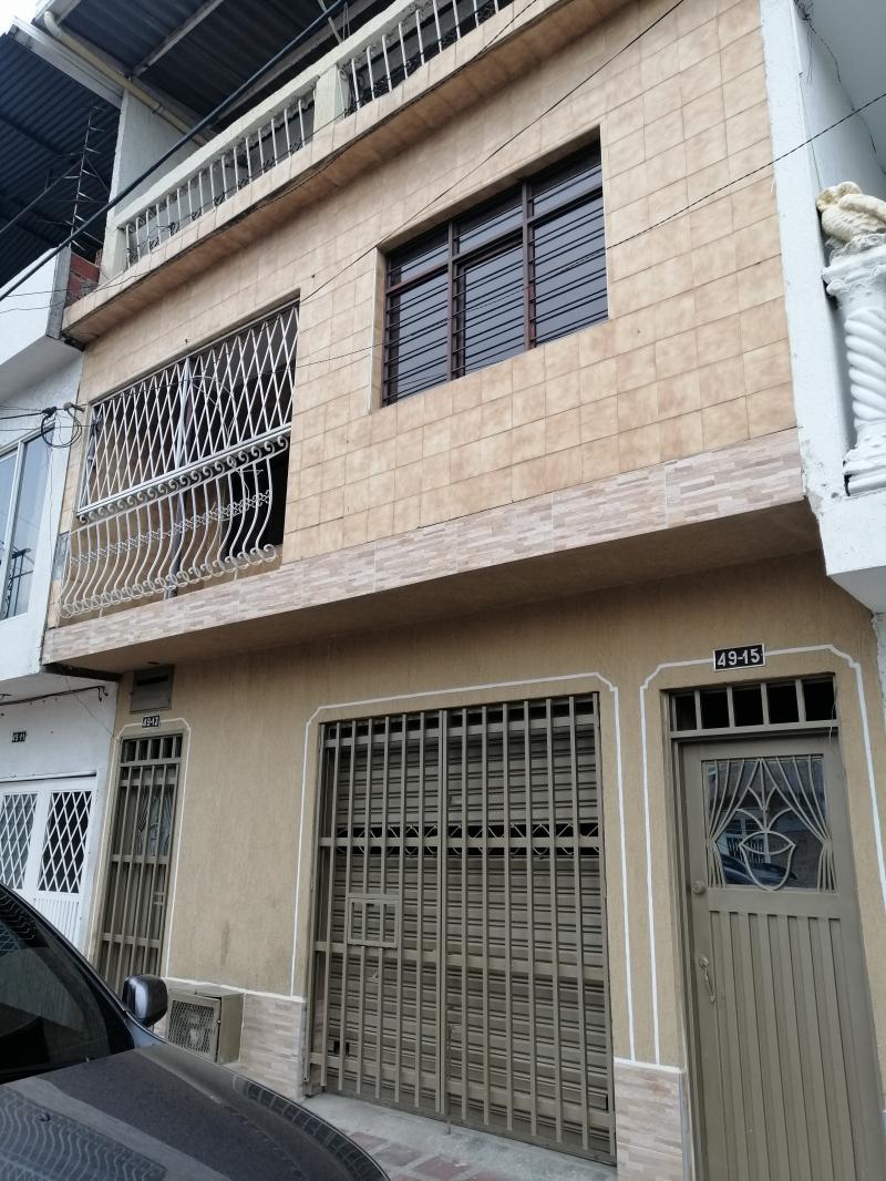 Casa en Villa Colombia