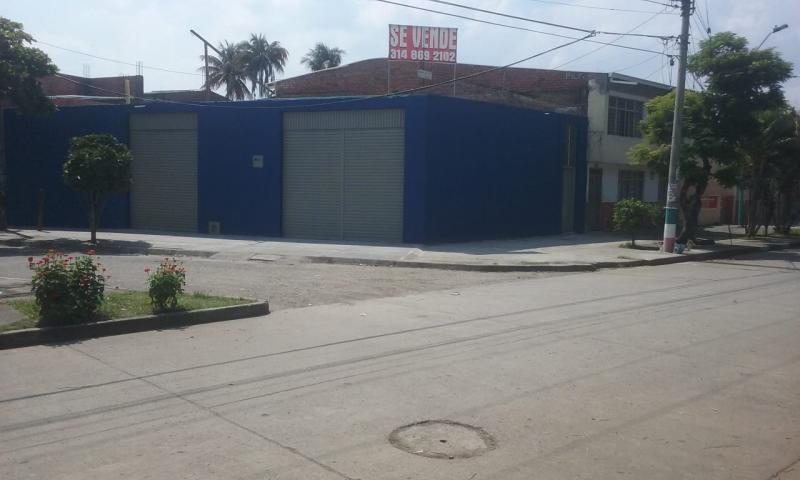 Local en Primitivo Crespo