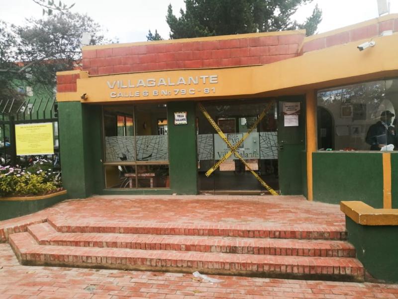 Apartamento en Villa Galante