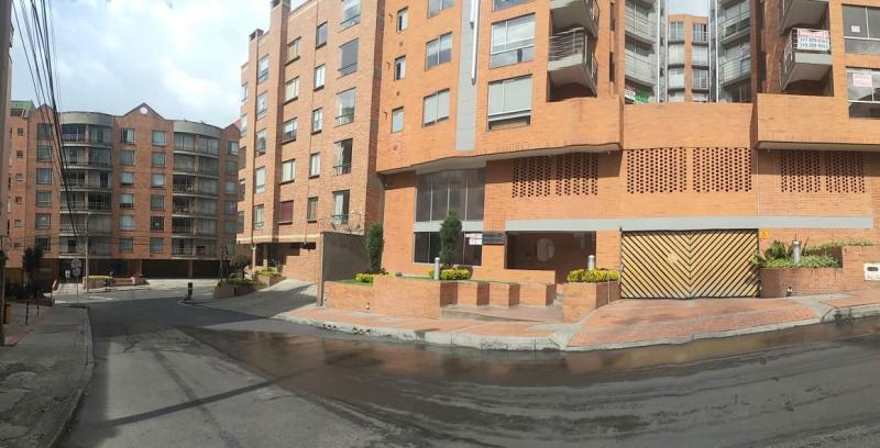Apartamento en Chapinero Alto