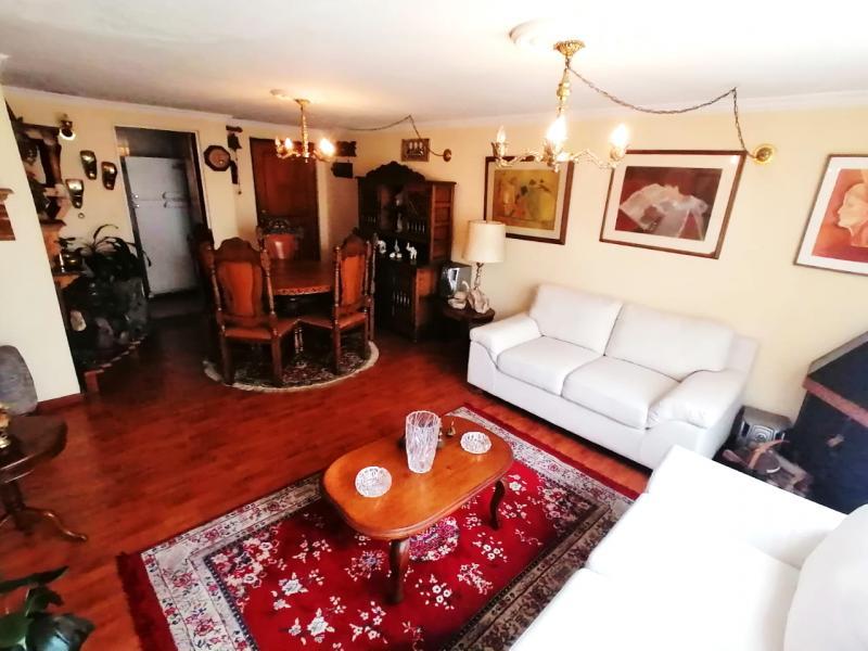 Apartamento en El Contador-usaquén