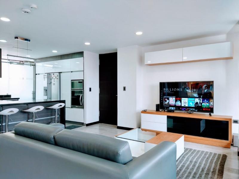 Apartamento en Santa Paula - Usaquen