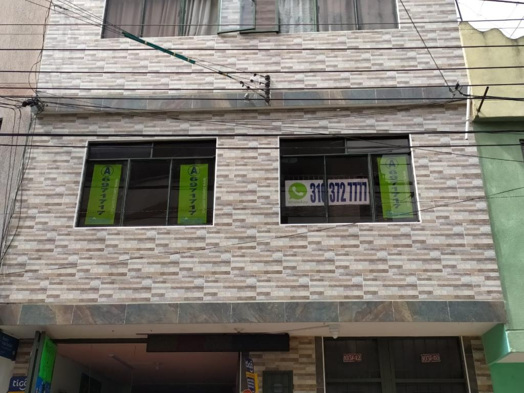 Apartamento en Manuela Beltran