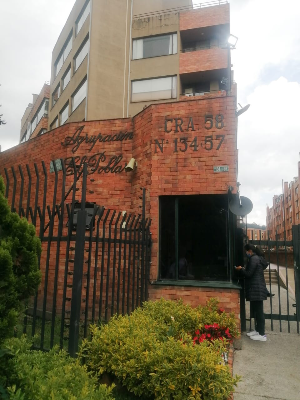 Apartamento en Iberia